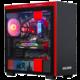 HAL3000 MČR 2019S Extreme, černá  + Herní set Trust - myš, klávesnice a sluchátka v hodnotě 1 599 Kč