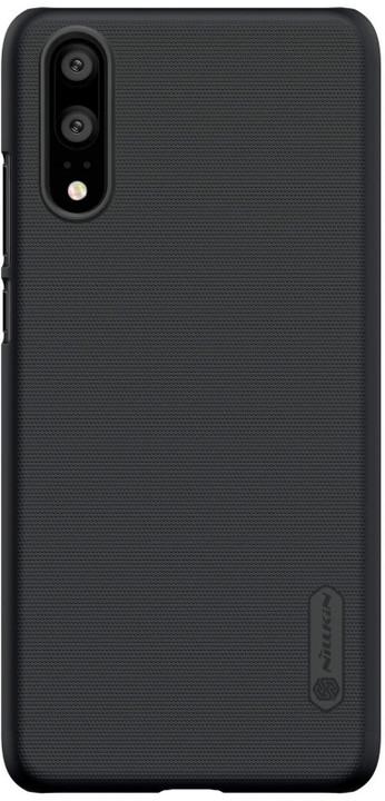 Nillkin Super Frosted zadní kryt pro Huawei P20, černý