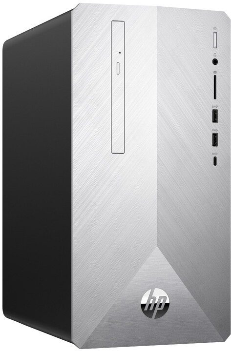 HP Pavilion 595-p0019nc, stříbrná