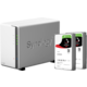 Synology DS218j DiskStation (2x4TB)