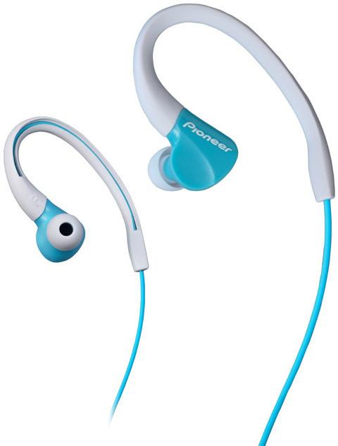 Pioneer SE-E3, světle modrá