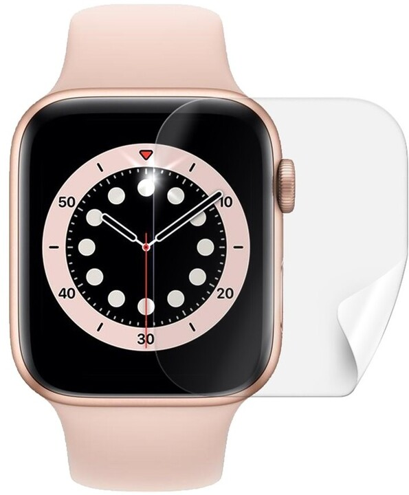Screenshield fólie na displej pro Apple Watch Series 6, 40mm