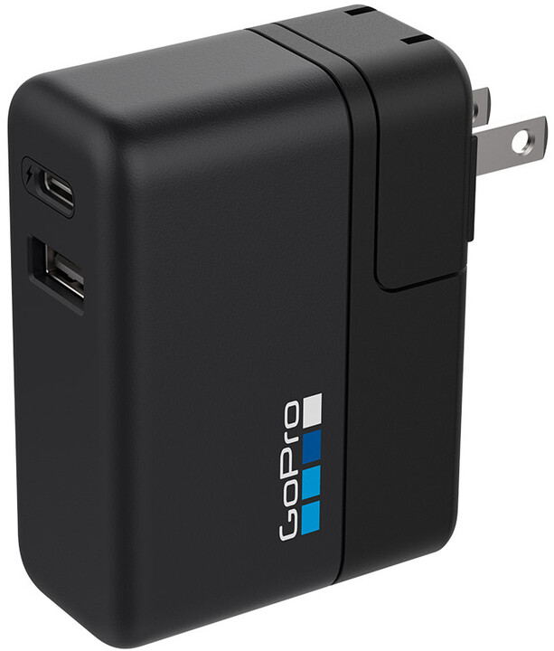 GoPro Supercharger (Dual PortFast Charger)