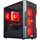 HAL3000 Alfa Gamer Pro 6700 XT, černá