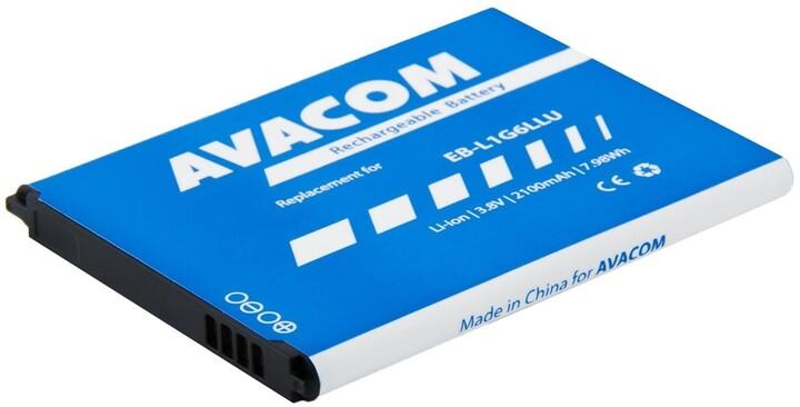 Avacom baterie do mobilu Samsung Galaxy S3 SGH-I9300, 2100mAh, Li-Ion