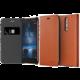 Nokia 8 Leather Flip Cover, hnědá  + Voucher až na 3 měsíce HBO GO jako dárek (max 1 ks na objednávku)