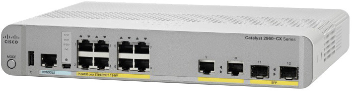 Cisco Catalyst 2960CX-8TC-L