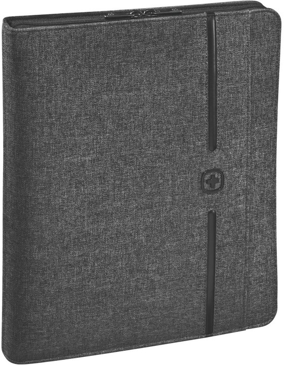 "WENGER AFFILIATE - 10"" business organizátor s pouzdrem na tablet, šedý"