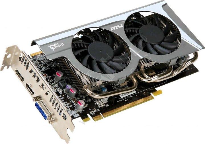 MSI R5770 Hawk 1GB, PCI-E