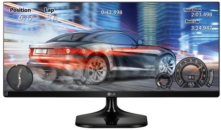 """LG 25UM58-P - LED monitor 25"""""""