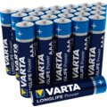 VARTA baterie Longlife Power 24 AAA (Clear Value Pack)