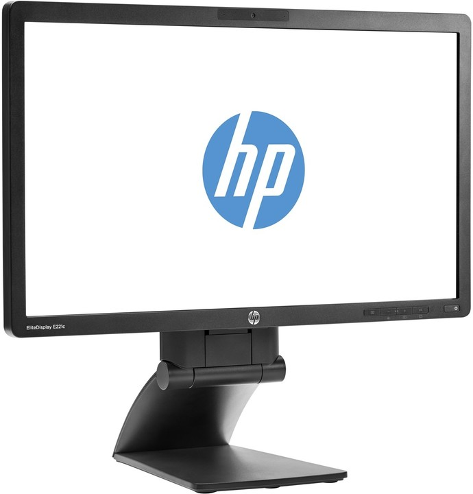 HP E221c - LED monitor 22""