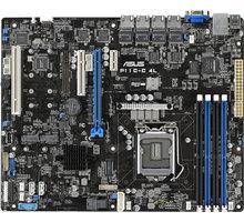 ASUS P11C-C/4L - Intel C242 - 90SB06M0-M0UAY0 + 2 ks Poukázka OMV (v ceně 200 Kč) k ASUS