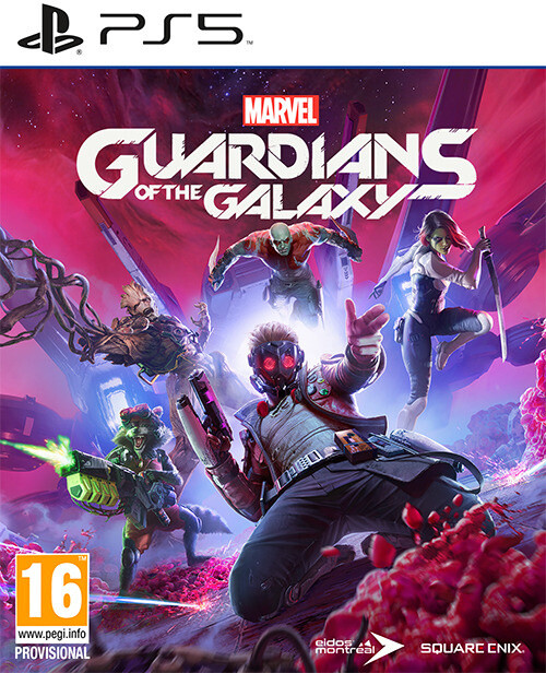 Marvel's Guardians of the Galaxy (PS5)