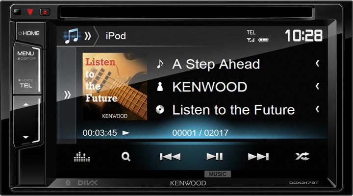 Kenwood DDX-317BT