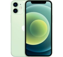 Apple iPhone 12 mini, 64GB, Green Kuki TV na 2 měsíce zdarma