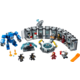 LEGO® Marvel Super Heroes 76125 Iron Man a jeho obleky