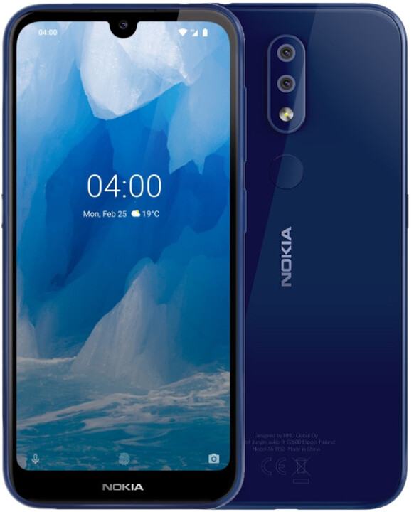 Nokia 4.2, 3GB/32GB, Blue