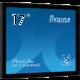 """iiyama ProLite TF1734MC Touch - LED monitor 17"""""""