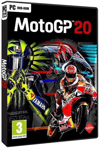 Moto GP 20 (PC)