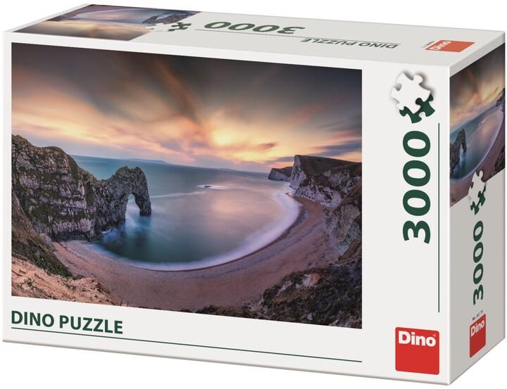 Puzzle Dino Východ slunce, 3000 dílků