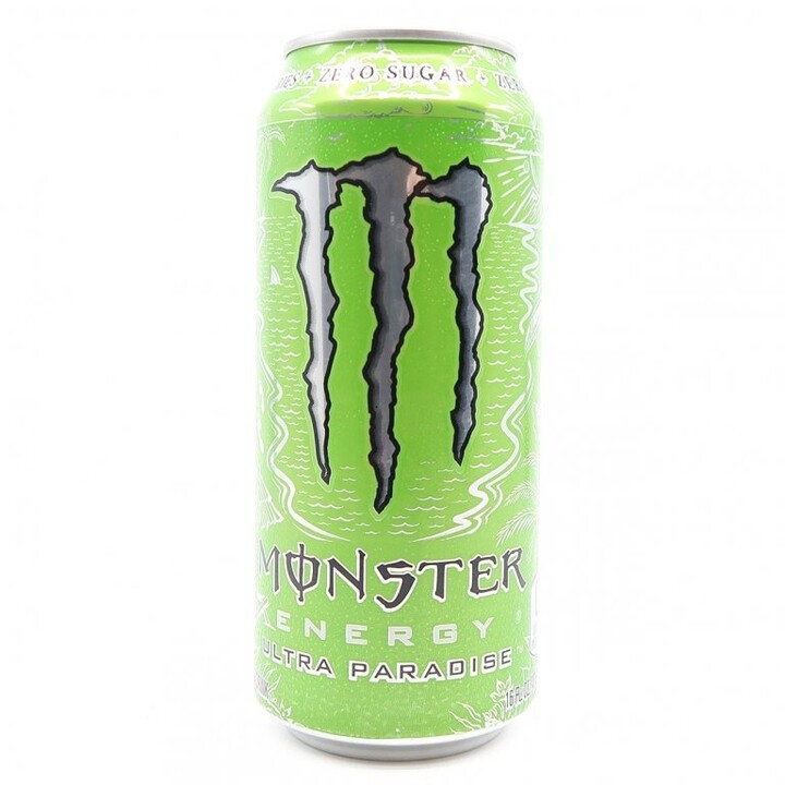 Monster Ultra Paradise, energetický, kiwi, 473 ml