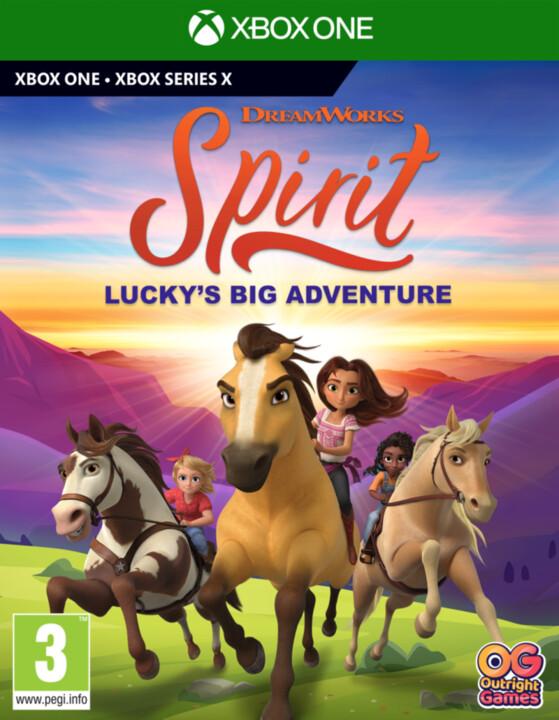 Spirit: Lucky's Big Adventure (Xbox)