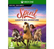 Spirit: Lucky's Big Adventure