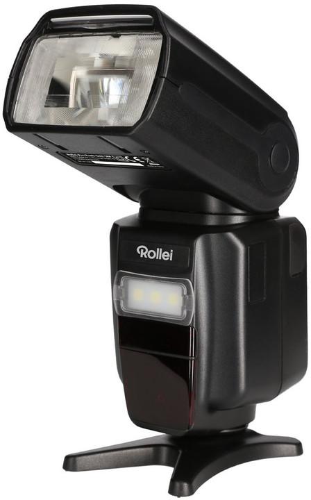 Rollei profesionální externí blesk 58F/ pro Canon/ Nikon