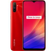 realme C3, 3GB/64GB, Blazing Red - REALMEC3RD