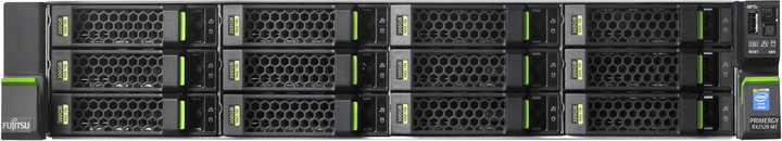 Fujitsu Primergy RX2520 M1 /E5-2403v2/8GB/bezHDD/450W