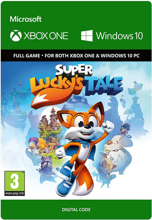 Super Lucky's Tale (Xbox Play Anywhere) - elektronicky