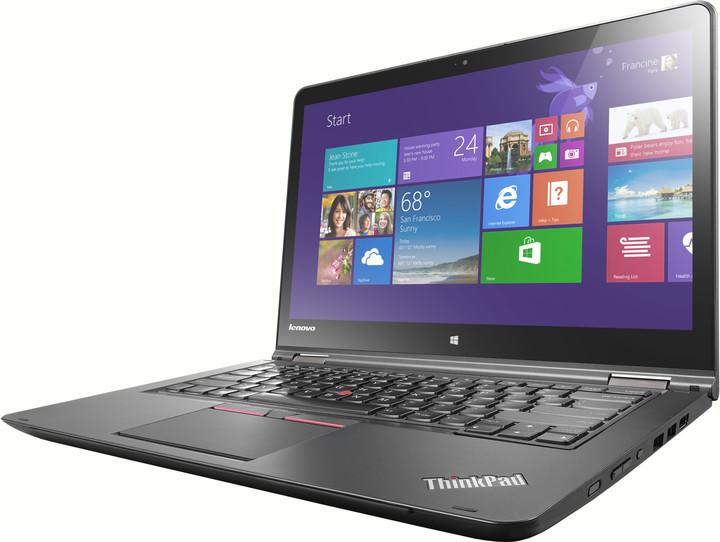 Lenovo ThinkPad Yoga 14, černá