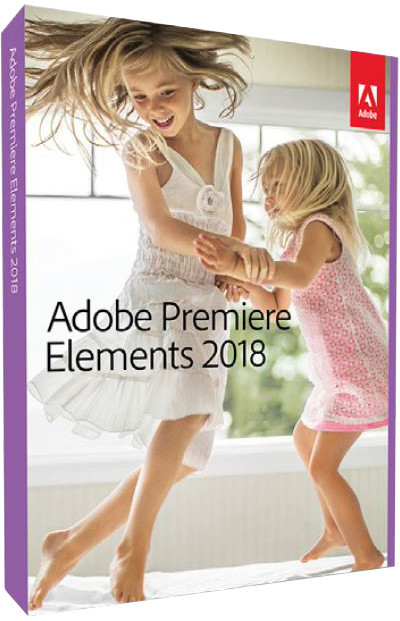 Adobe Premiere Elements 2018 EN - upgrade
