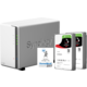 Synology DiskStation DS218j (2x2TB)