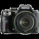 PentaxK-70, černá + DA 18-135mm WR  + Získejte zpět až 2500 Kč + 300 Kč na Mall.cz