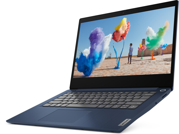 Lenovo IdeaPad 3-14ADA05, modrá