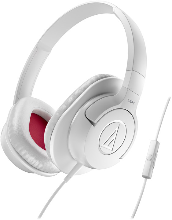 Audio-Technica ATH-AX1iSWH