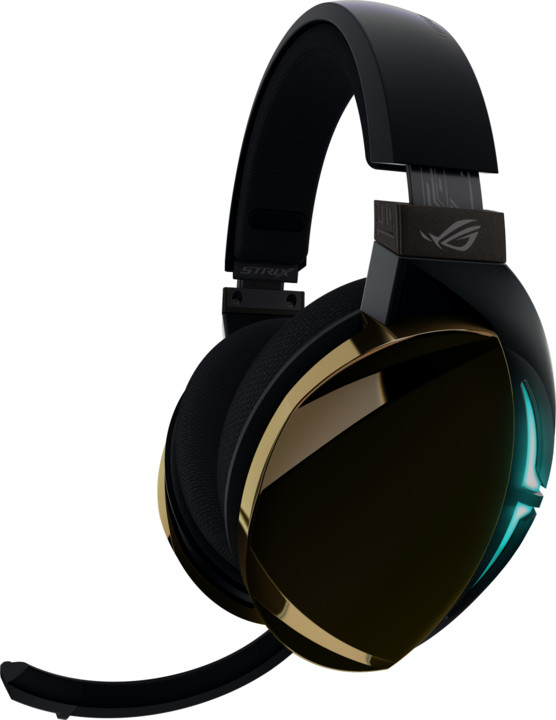 ASUS ROG Strix Fusion 500, černá