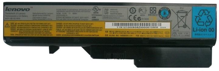 Lenovo IdeaPad baterie G460/G560/V360/Z460/Z560 6čl/ Li-Ion