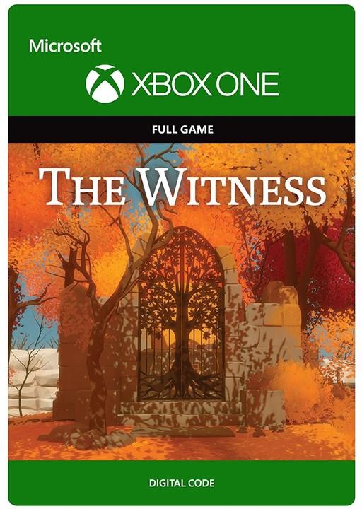 The Witness (Xbox ONE) - elektronicky