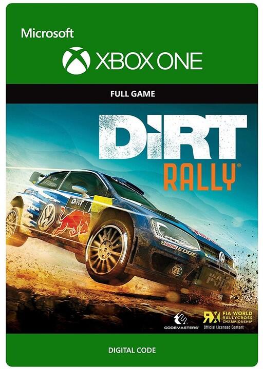 DiRT Rally (Xbox ONE) - elektronicky