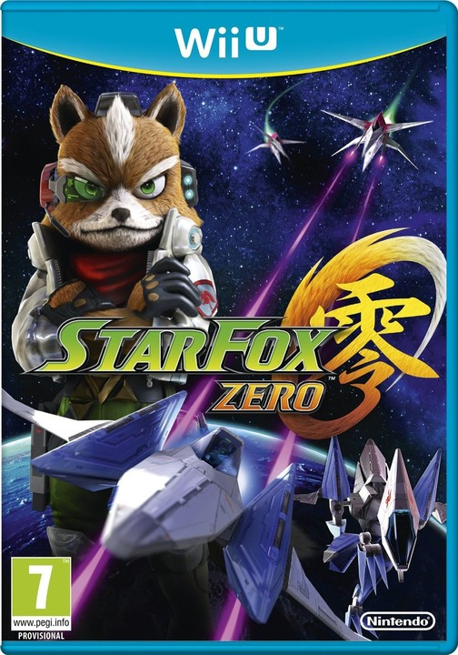 Star Fox Zero (WiiU)