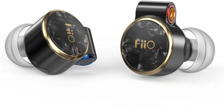 FiiO FD3 Pro, černá/modrá