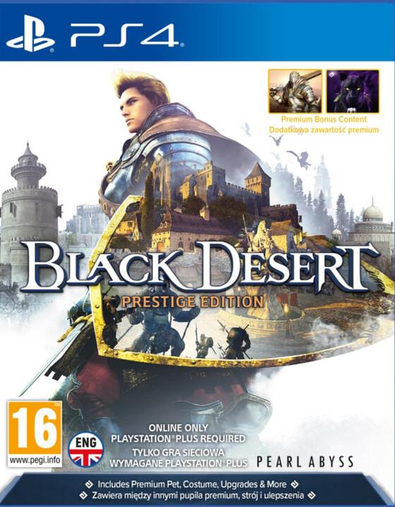 Black Desert - Prestige Edition (PS4)