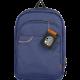 """Canyon elegantní batoh na notebook do velikosti 15,6"""", tmavě modrá"""