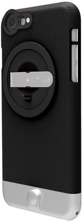 Ztylus Metal kryt se stojánkem pro iPhone 6/6S plus, černý