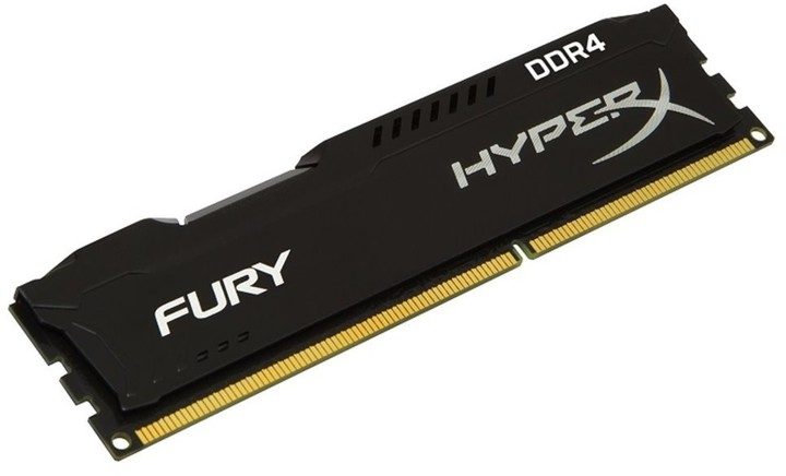 Kingston HyperX Fury Black 4GB DDR4 2933