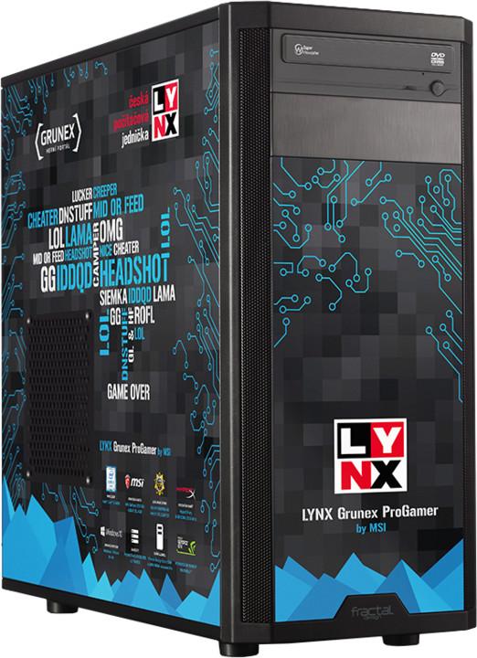 LYNX Grunex ProGamer 2016