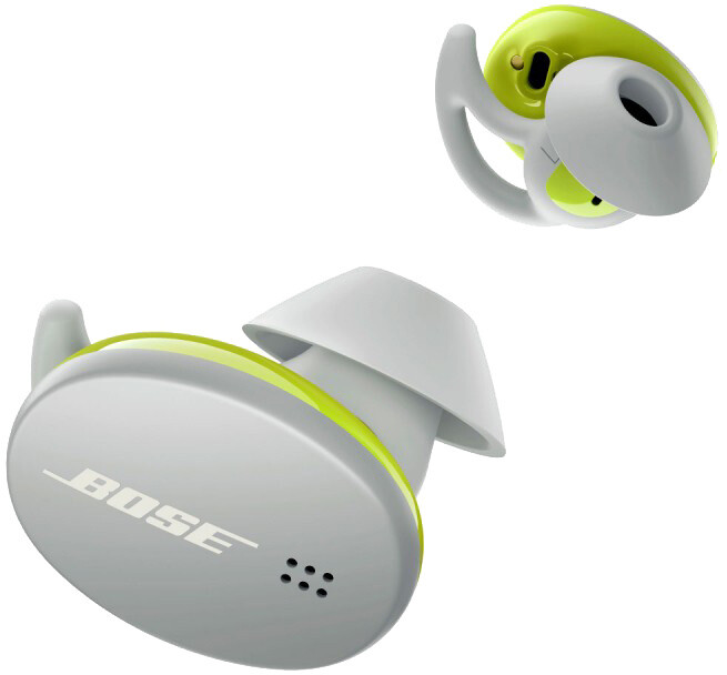 Bose Sport Earbuds, bílá